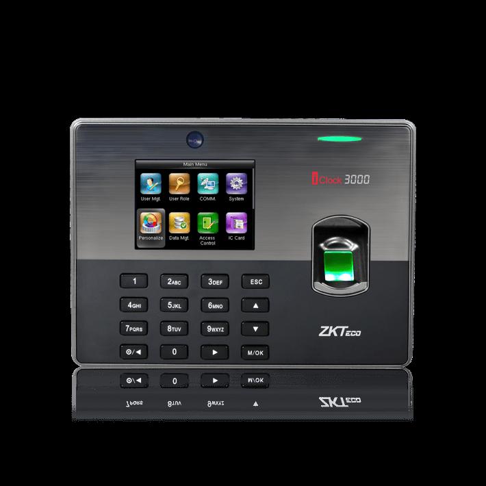 ZKTeco iClock3000