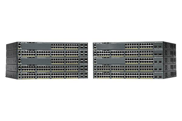 Cisco Catalyst 2960-X Series Switches