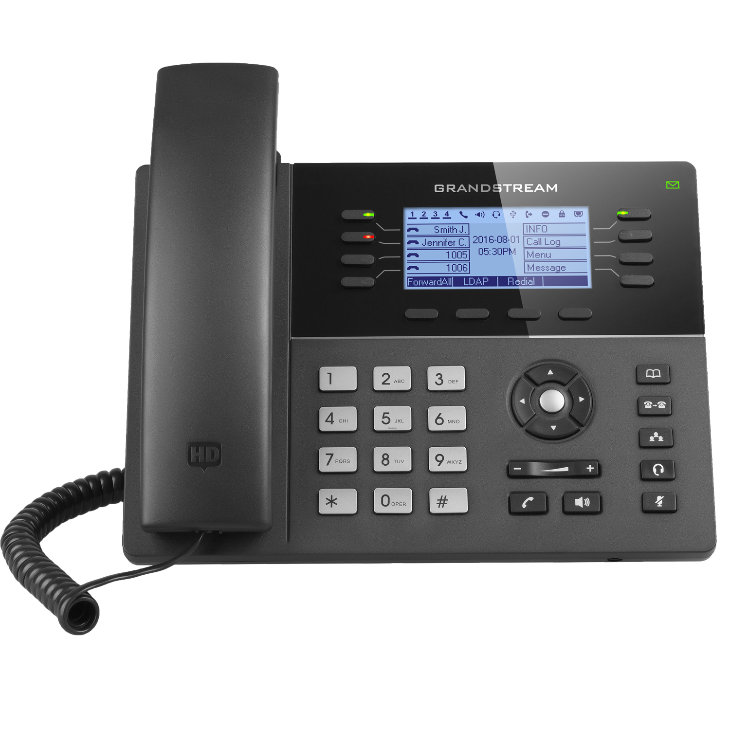 Mid-range IP phone GXP1780/1782