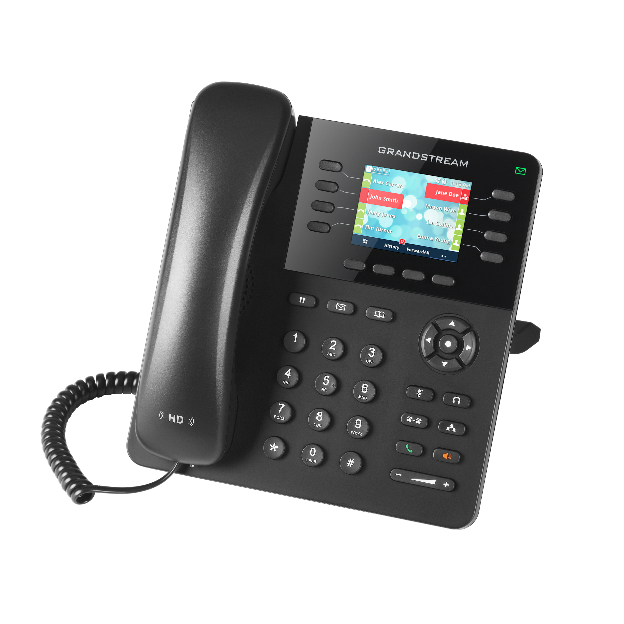 High-End IP Phone GXP2135